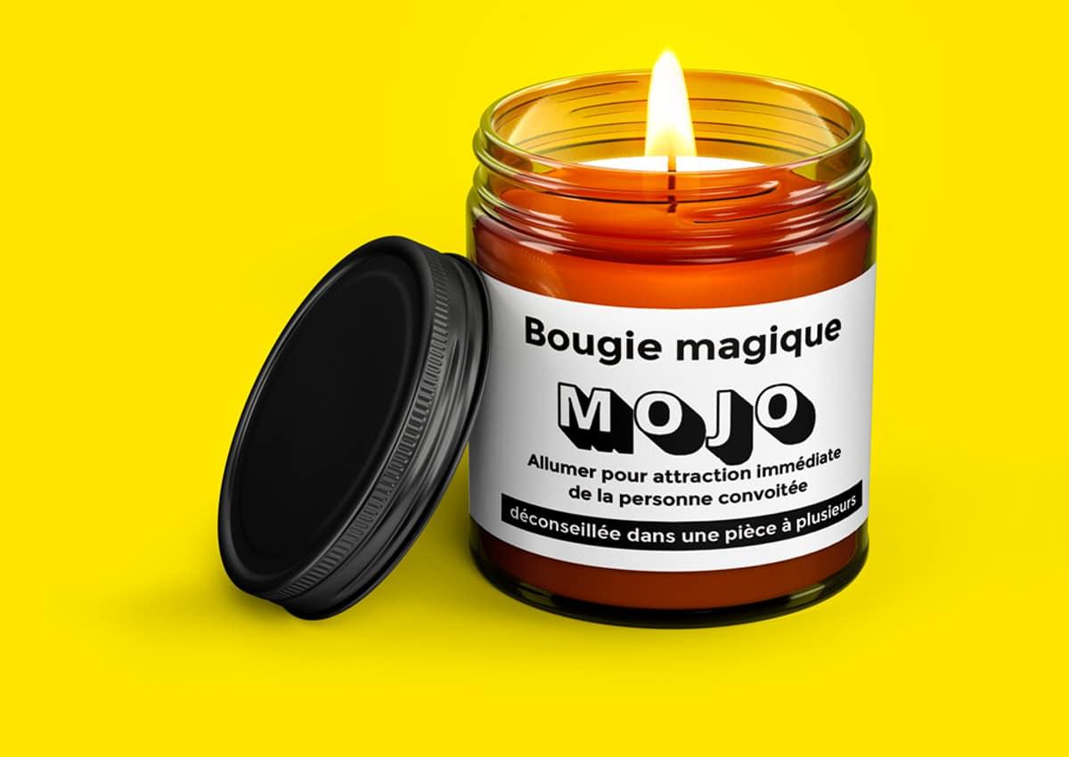 Formulation bougie magique